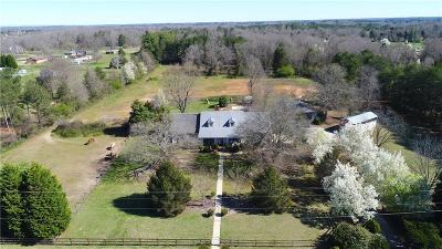 Anderson SC Single Family Home For Sale: $260,000