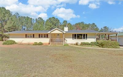 Hart County, Franklin County, Stephens County Single Family Home For Sale: 41 Hideaway Lane