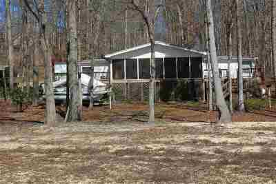 Mobile Home For Sale: 181 Meredith Lake Road