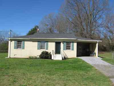 Single Family Home For Sale: 744 Woodmont Circle