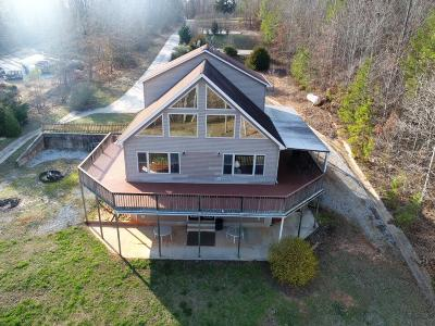 Seneca Single Family Home For Sale: 773 Durham Brown Road