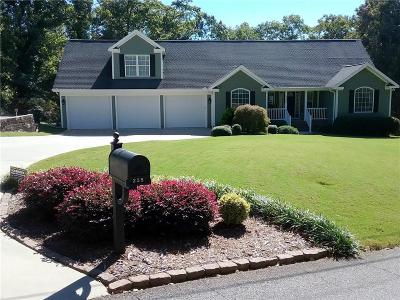 Anderson SC Single Family Home Pending: $259,900