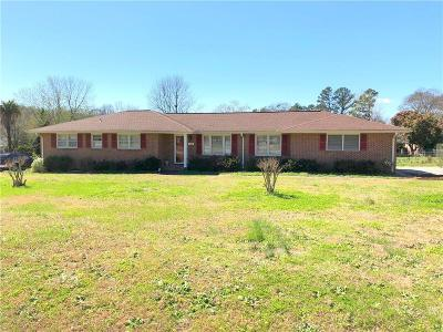 Loblolly Pines Single Family Home Contract-Take Back-Ups: 106 Pine Forest Drive