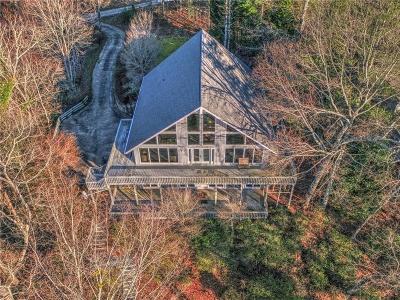 Oconee County Single Family Home For Sale: 318 Cherokee Ridge Road