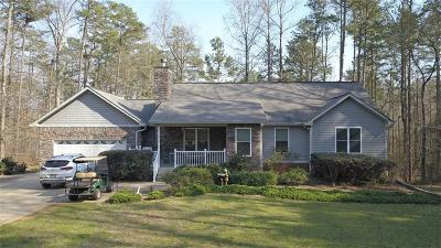 Martin Single Family Home For Sale: 482 Shore Crest Drive