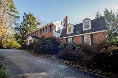 Fair Play Single Family Home Sold: 620 Seminole Point Road