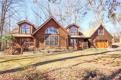 Easley Single Family Home For Sale: 215 Bowen Road