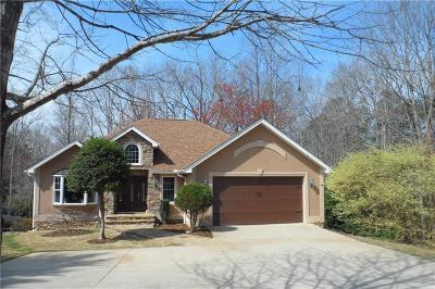 Single Family Home For Sale: 435 Cane Creek Landing Road