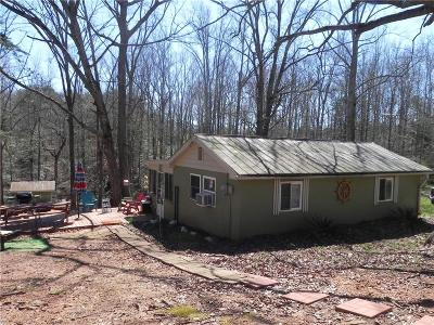 Townville Single Family Home For Sale: 140 Robinhood Road