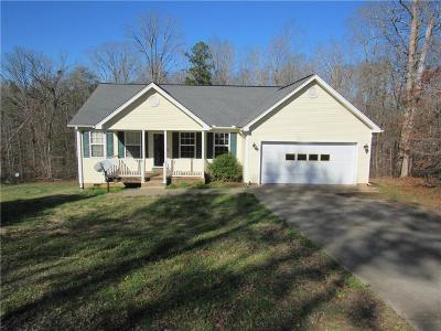 Seneca Single Family Home For Sale: 11048 Ferncliff Drive