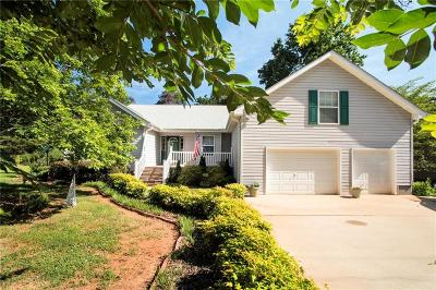 Chickasaw Point Single Family Home For Sale: 629 S Hogan Road