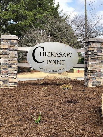 Westminster Residential Lots & Land For Sale: 00 Chickasaw Point