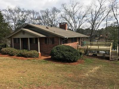 Hartwell Single Family Home For Sale: 57 Amber Lane