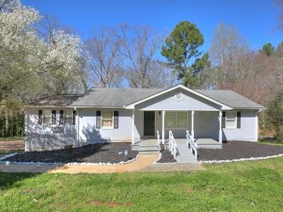 Anderson Single Family Home For Sale: 1208 Beaver Run Road