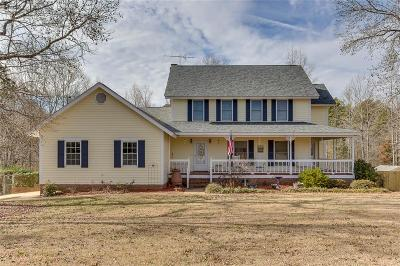 Anderson Single Family Home For Sale: 5151 Slater Road