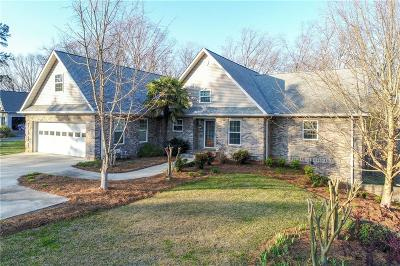 Hartwell GA Single Family Home For Sale: $409,000