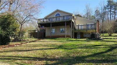 Anderson Single Family Home For Sale: 1237 Shirley Drive