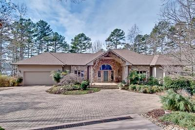 Keowee Key Single Family Home For Sale: 14 Coxswain Place