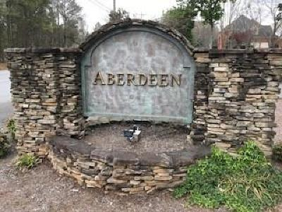 Aberdeen Residential Lots & Land For Sale: Lot 16 Aberdeen