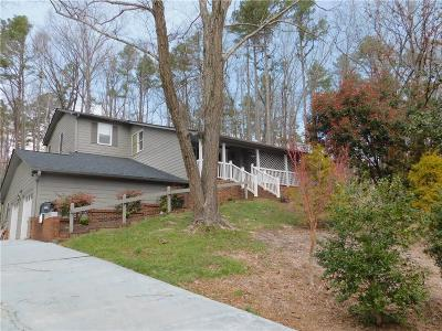 Keowee Key Single Family Home For Sale: 6 Lookout Lane