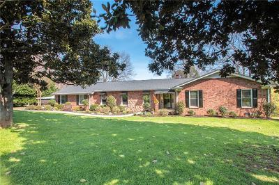 Anderson Single Family Home For Sale: 400 Arcadia Drive