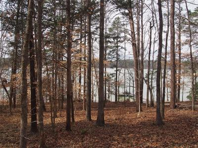 Oconee County, Pickens County, Anderson County Residential Lots & Land For Sale: 136 Indian Hills Drive