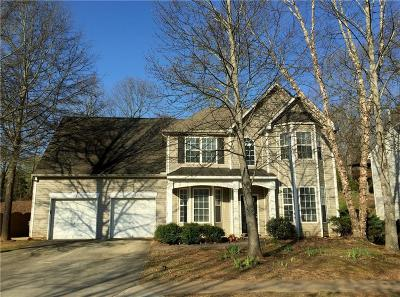 Greenville Single Family Home For Sale: 316 Whixley Lane