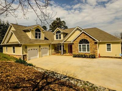 Single Family Home For Sale: 1323 Stamp Creek Road
