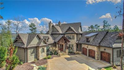 The Reserve At Lake Keowee, Cliffs At Keowee, Cliffs At Keowee Falls North, Cliffs At Keowee Falls South, Cliffs At Keowee Springs, Cliffs At Keowee Vineyards Single Family Home For Sale: 678 Lake Breeze Lane