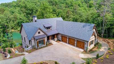 The Reserve At Lake Keowee, Cliffs At Keowee, Cliffs At Keowee Falls North, Cliffs At Keowee Falls South, Cliffs At Keowee Springs, Cliffs At Keowee Vineyards Single Family Home For Sale: 713 Timberbrook Trail