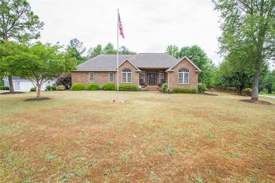 Anderson Single Family Home For Sale: 100 Woods Way