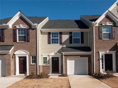 Greenville Townhouse For Sale: 106 Emorywood Lane