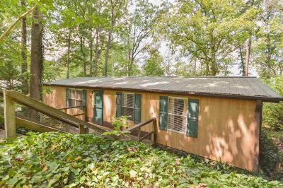 Mobile Home For Sale: 991 Shelor Ferry Road