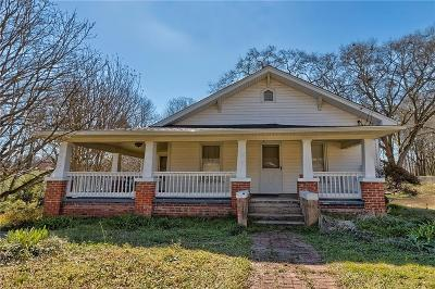 Easley Single Family Home For Sale: 201 Old Liberty Road