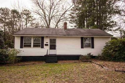 Single Family Home For Sale: 2223 Bellview Road