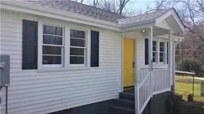 Easley Single Family Home For Sale: 613 W 2nd Avenue
