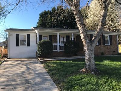 Easley Single Family Home For Sale: 148 Vista Circle