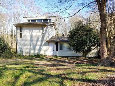 Single Family Home For Sale: 425 Hillside Drive