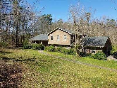 Easley Single Family Home For Sale: 103 Bristol Court