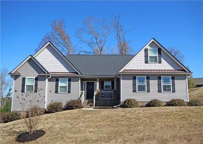 Easley Single Family Home For Sale: 114 Still Creek Court