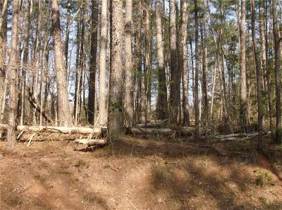 Anderson Residential Lots & Land For Sale: Lot 20 Pine Lane