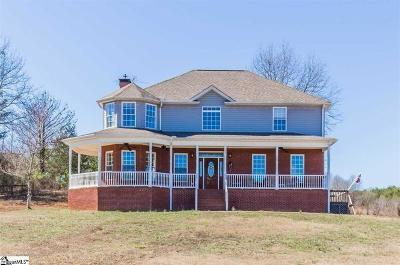 Easley Single Family Home For Sale: 229 W West Church Road