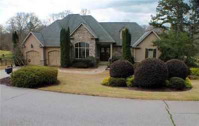 Seneca, Seneca/west Union Single Family Home For Sale: 808 Grey Oaks Drive