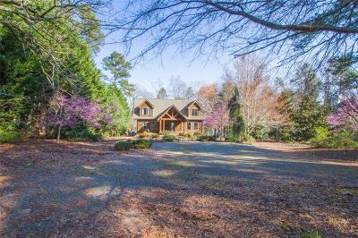 Anderson SC Single Family Home For Sale: $575,000