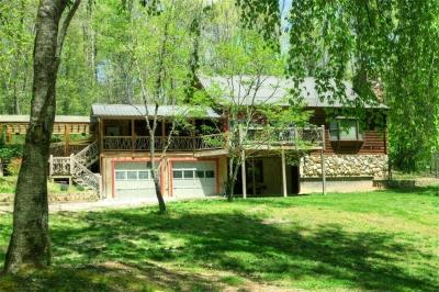 Pickens County Single Family Home For Sale: 5275 Pumpkintown Highway