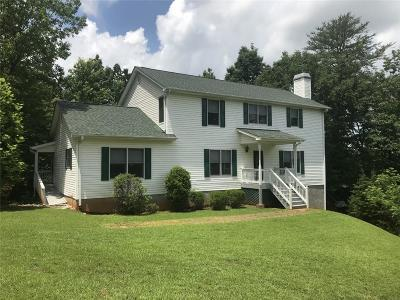 Walhalla SC Single Family Home For Sale: $279,900