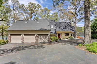 Single Family Home Sold: 821 Seminole Point Road