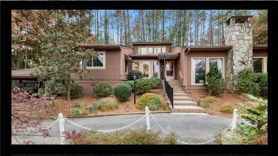 Keowee Key Single Family Home Contract-Take Back-Ups: 47 Par Harbor Way
