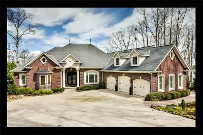 Single Family Home For Sale: 600 High View Court
