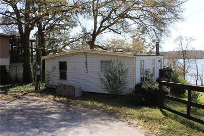 Mobile Home For Sale: 1256 Tugaloo Heights Circle